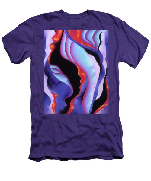 Deco Men's T-Shirt (Slim Fit) by Susan Will