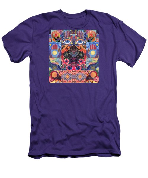 Dreaming Is Free Men's T-Shirt (Slim Fit) by Helena Tiainen