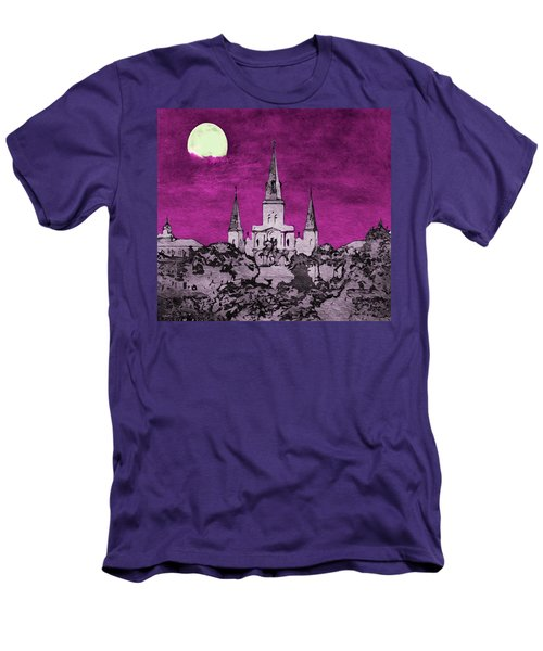 Fat Tuesday Eve Men's T-Shirt (Athletic Fit)