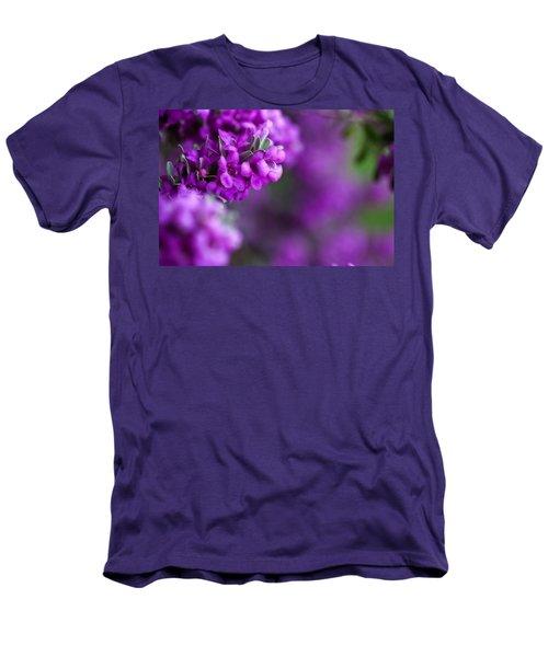 Full Bloom Men's T-Shirt (Slim Fit) by Mark Alder