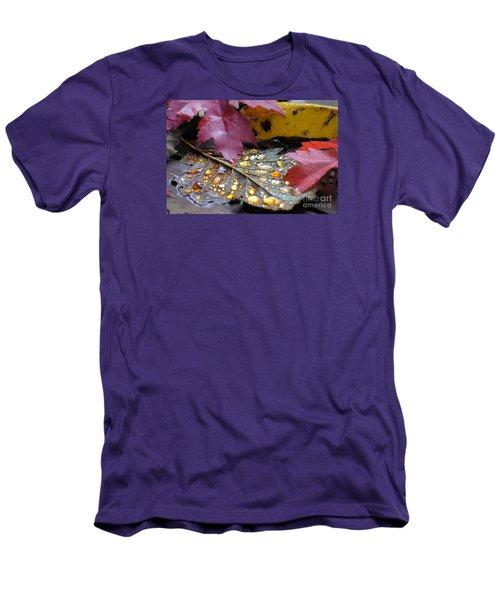 Midas Wept Men's T-Shirt (Slim Fit) by Stanza Widen