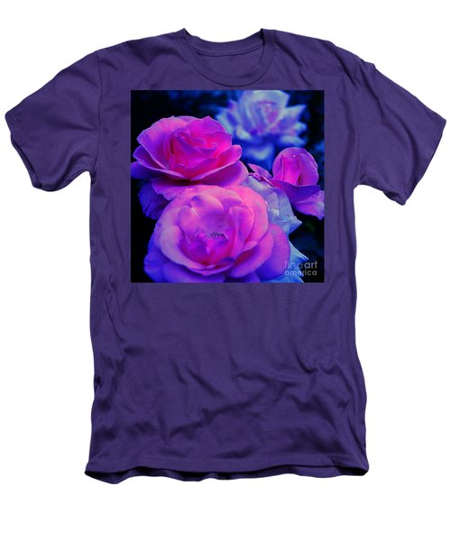 Men's T-Shirt (Athletic Fit) featuring the photograph Harmony In Color by Clayton Bruster