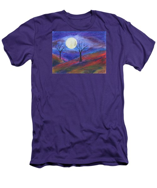 Harvest Moon 3 Men's T-Shirt (Slim Fit) by Jeanne Fischer