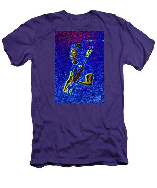East Coast Tour Men's T-Shirt (Slim Fit) by Susan Carella
