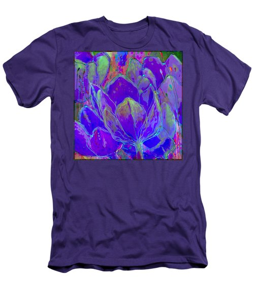 Lilac Fusion Men's T-Shirt (Athletic Fit)