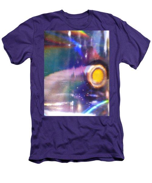 New World Men's T-Shirt (Slim Fit) by Martin Howard