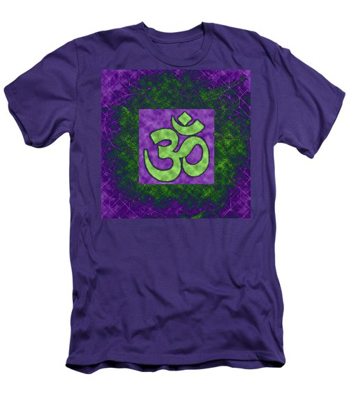 Om 15 Men's T-Shirt (Athletic Fit)