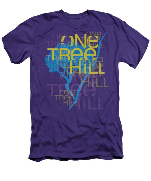 One Tree Hill - Title Men's T-Shirt (Athletic Fit)