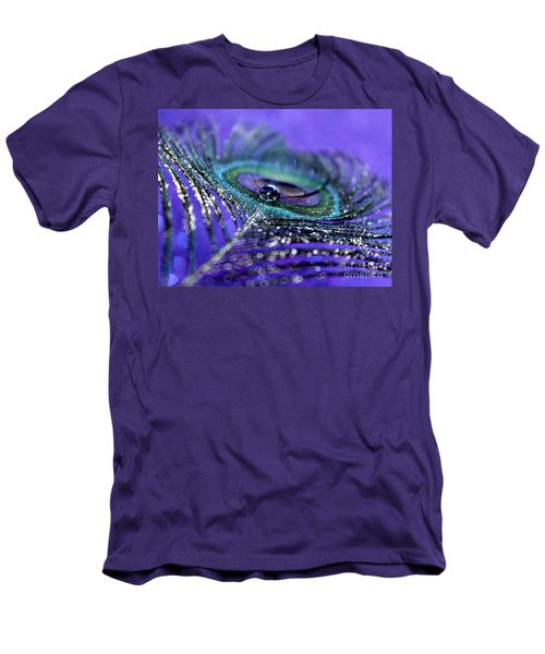 Peacock Spirit Men's T-Shirt (Athletic Fit)