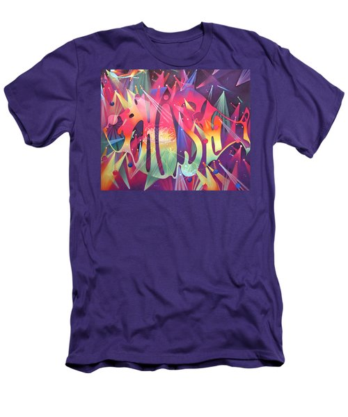 Phish The Mother Ship Men's T-Shirt (Athletic Fit)