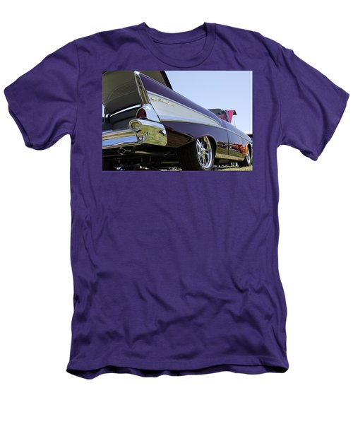 Men's T-Shirt (Slim Fit) featuring the photograph Purple And Sexy by Shoal Hollingsworth