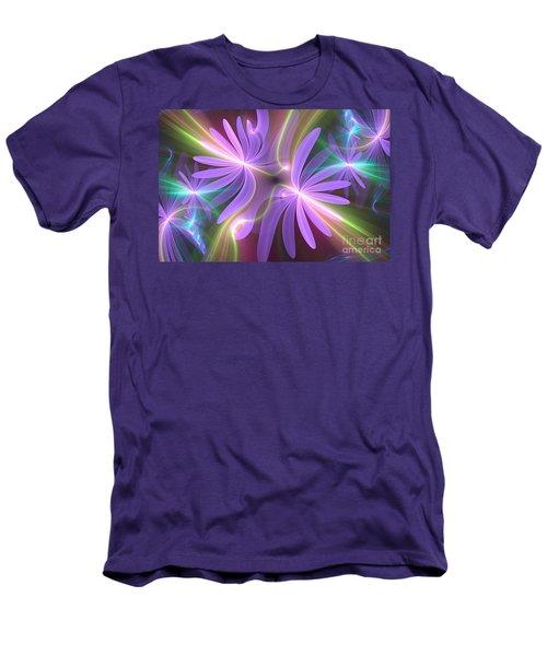 Purple Dream Men's T-Shirt (Athletic Fit)