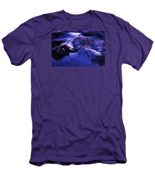 Men's T-Shirt (Slim Fit) featuring the photograph Something In The Way She Moves by Sean Sarsfield