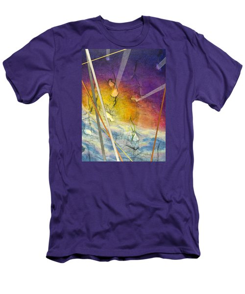 Spring Is Sprung Men's T-Shirt (Slim Fit) by Jack Malloch