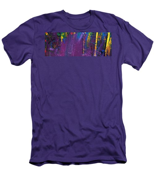 The End Stage Path Series Men's T-Shirt (Slim Fit) by Sir Josef - Social Critic -  Maha Art