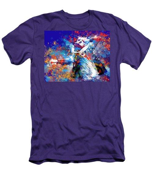 The King 3 Men's T-Shirt (Slim Fit)