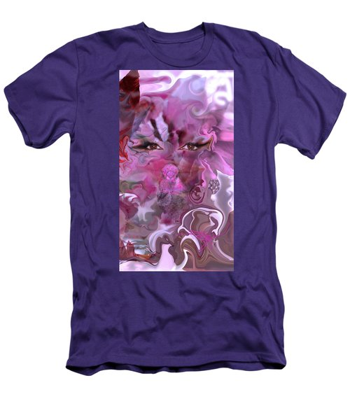 Vision Of Joy Men's T-Shirt (Slim Fit) by Deprise Brescia