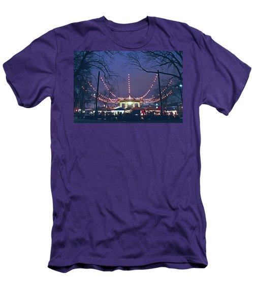 Washington Park Men's T-Shirt (Athletic Fit)