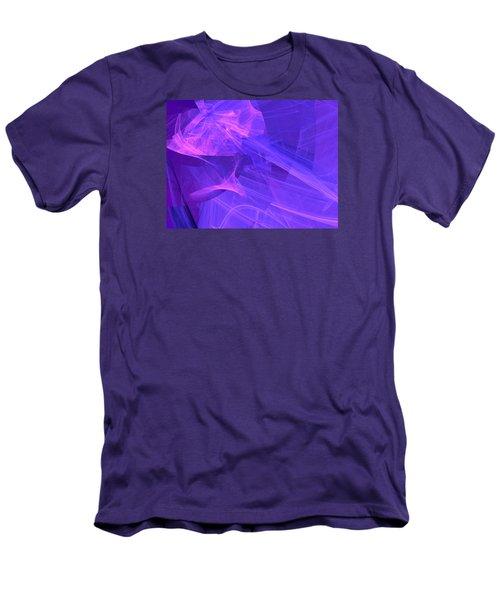 Men's T-Shirt (Slim Fit) featuring the digital art Definhareis by Jeff Iverson