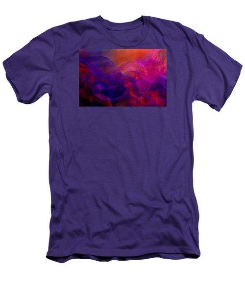Men's T-Shirt (Slim Fit) featuring the photograph Memories by Nareeta Martin
