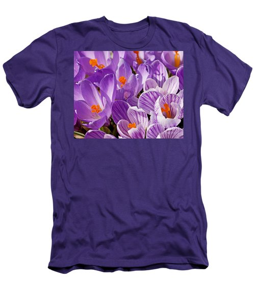 Purple Oh Purple Men's T-Shirt (Athletic Fit)