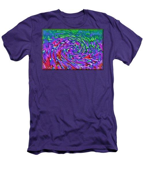 Waterspout Men's T-Shirt (Slim Fit) by Alec Drake