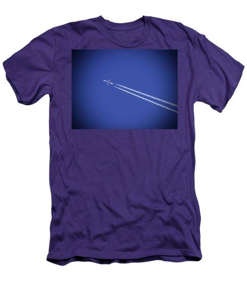Sky High Men's T-Shirt (Athletic Fit)