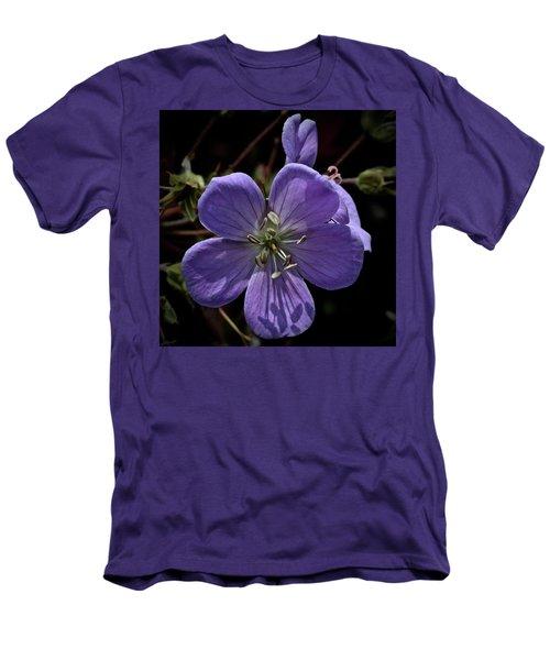 Sundial Men's T-Shirt (Slim Fit) by Tim Good
