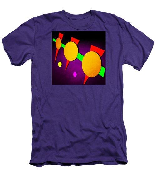 104 Men's T-Shirt (Slim Fit) by Timothy Bulone