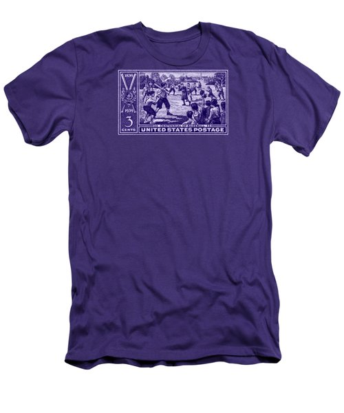 1939 Baseball Centennial Men's T-Shirt (Athletic Fit)
