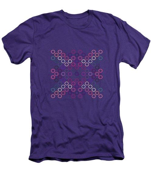 Lovely Pattern Men's T-Shirt (Slim Fit) by Amir Faysal