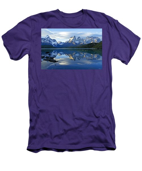 Patagonia Reflection Men's T-Shirt (Athletic Fit)