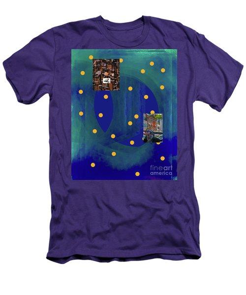8-18-2057c Men's T-Shirt (Athletic Fit)