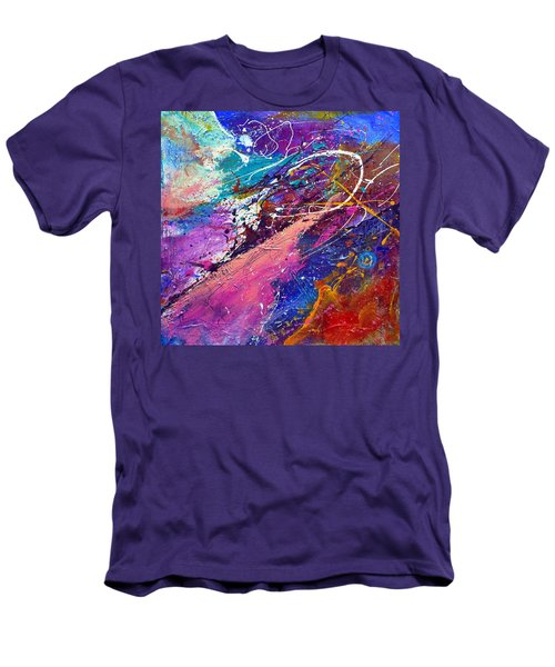 A Faded Memory Men's T-Shirt (Slim Fit) by Tracy Bonin