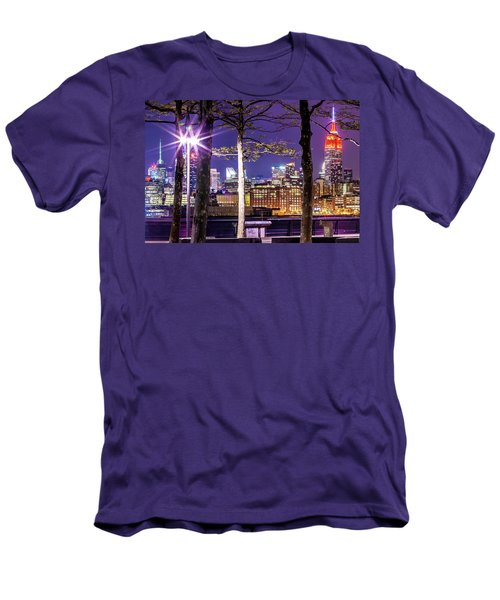 A View To Behold Men's T-Shirt (Slim Fit) by Az Jackson
