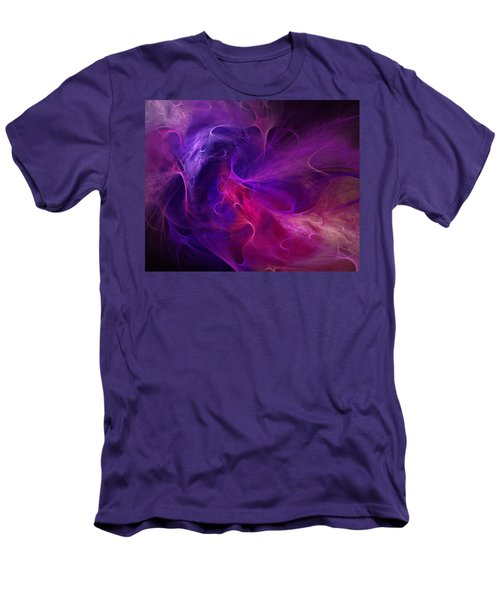 Abstract 111310b Men's T-Shirt (Athletic Fit)