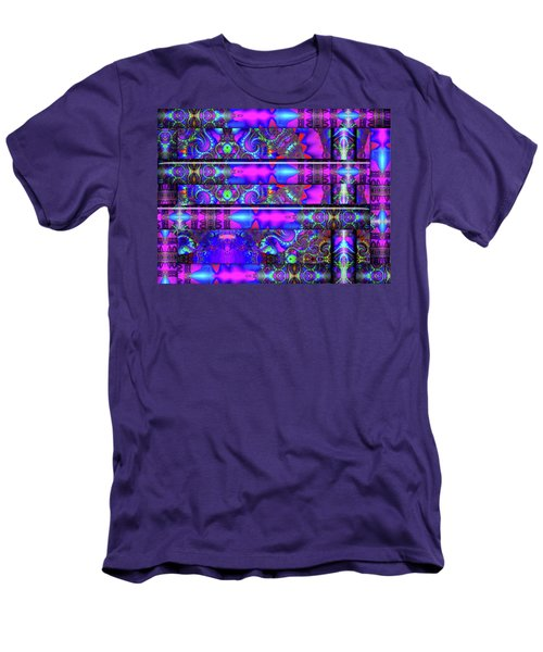 Men's T-Shirt (Slim Fit) featuring the digital art Almost Home by Robert Orinski
