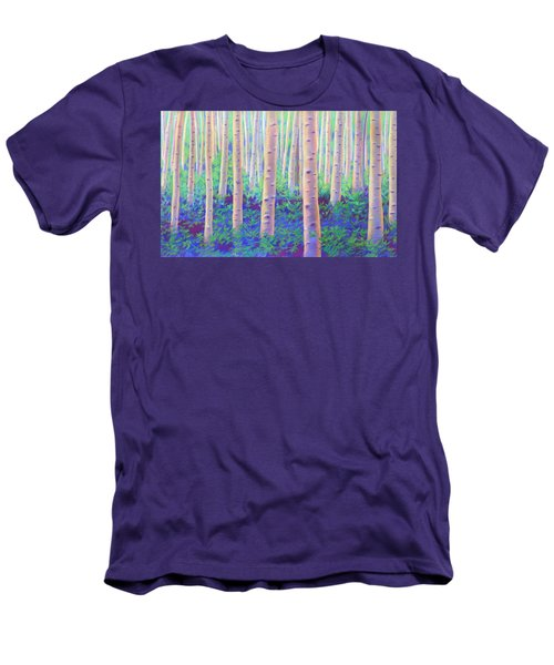 Aspens In Aspen Men's T-Shirt (Athletic Fit)