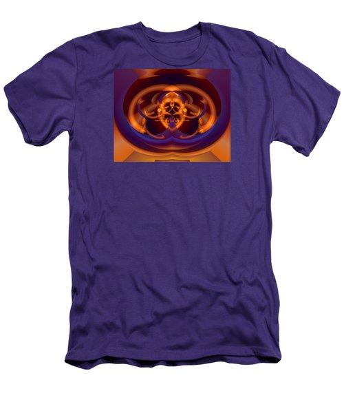 Men's T-Shirt (Slim Fit) featuring the digital art Bugged by Lynda Lehmann