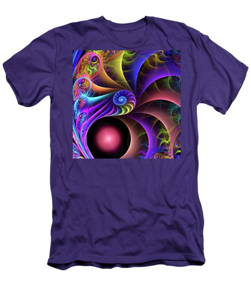 Carnival Men's T-Shirt (Slim Fit) by Kathy Kelly