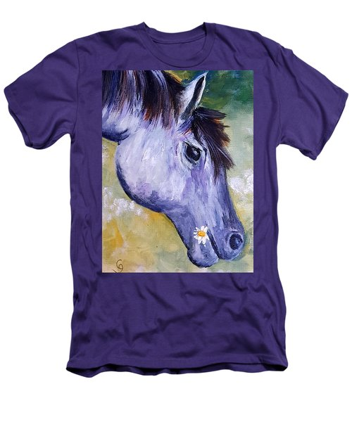Daisy The Old Mare     52 Men's T-Shirt (Athletic Fit)