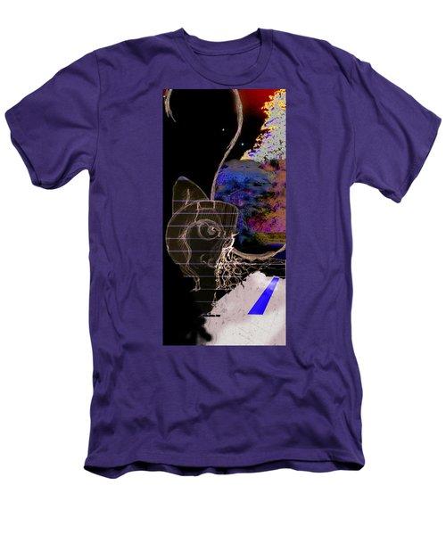 Danza Men's T-Shirt (Athletic Fit)