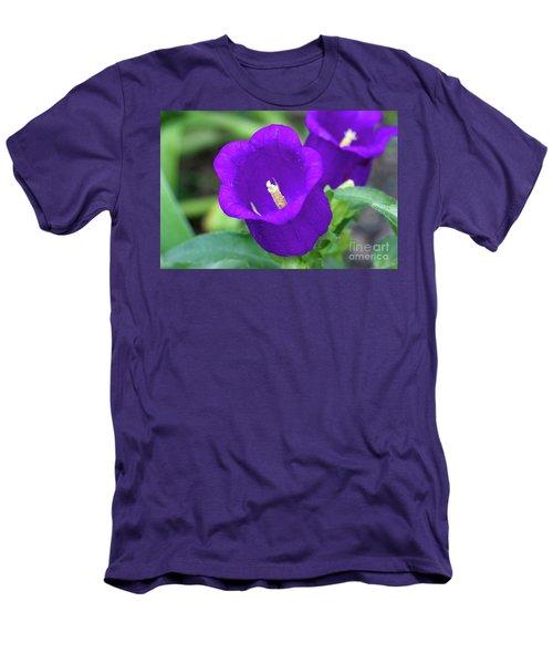 Deep Purple Men's T-Shirt (Slim Fit) by Jim Gillen