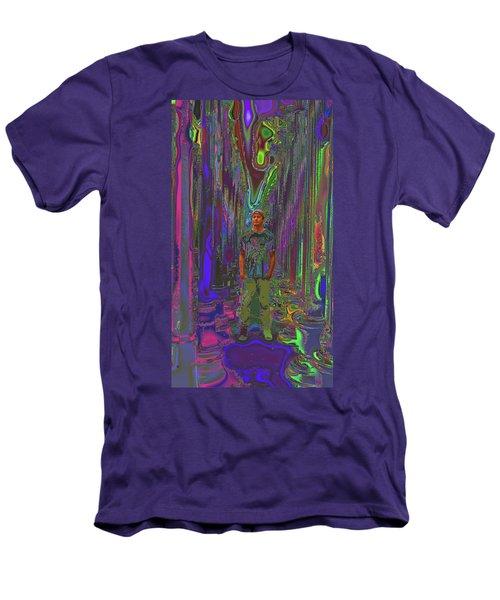 Director - Ramon Garcia Men's T-Shirt (Athletic Fit)
