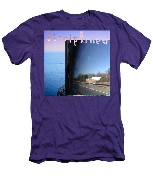 Disciplined Men's T-Shirt (Athletic Fit)