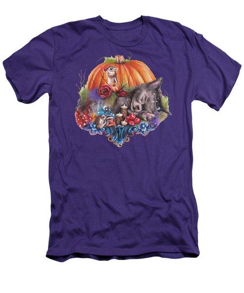 Dreaming Of Autumn Men's T-Shirt (Slim Fit)