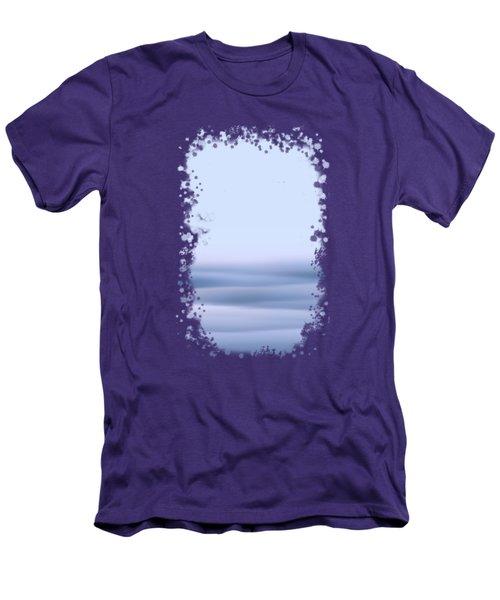 Feel Free Men's T-Shirt (Slim Fit) by AugenWerk Susann Serfezi