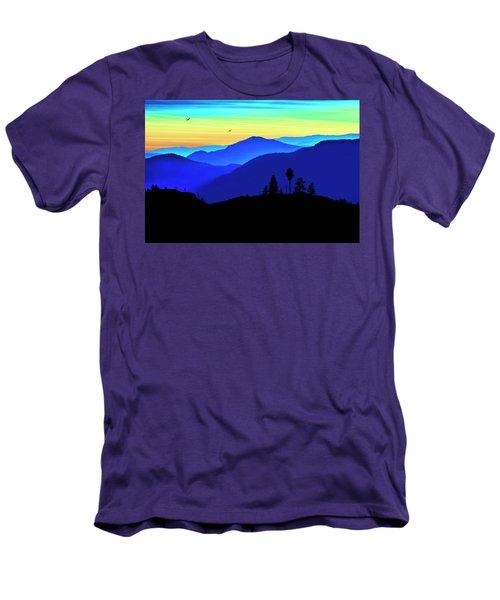 Flight Of Fancy Men's T-Shirt (Slim Fit) by John Poon