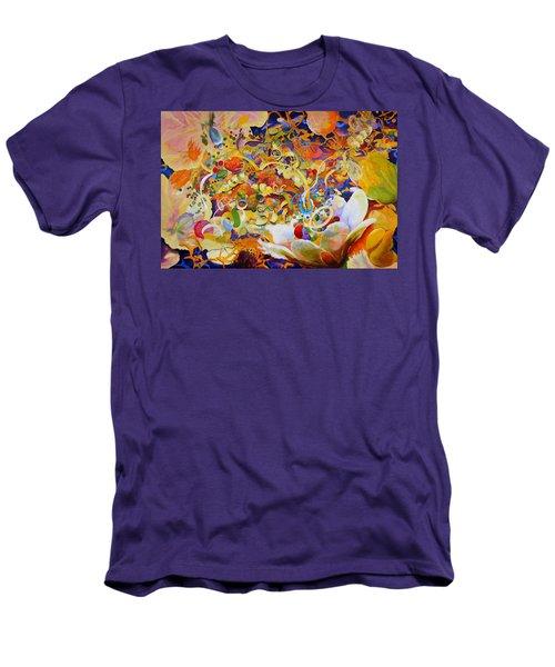 Garden Party Men's T-Shirt (Athletic Fit)