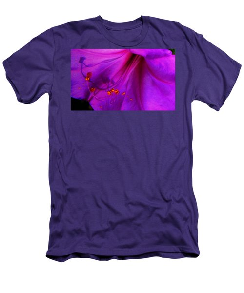 Men's T-Shirt (Slim Fit) featuring the photograph Glory And Hallelujah by Lenore Senior